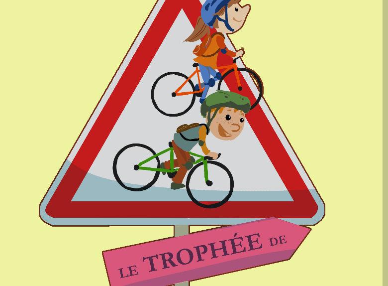 Trophée de l'écolier cycliste : remise du premier prix