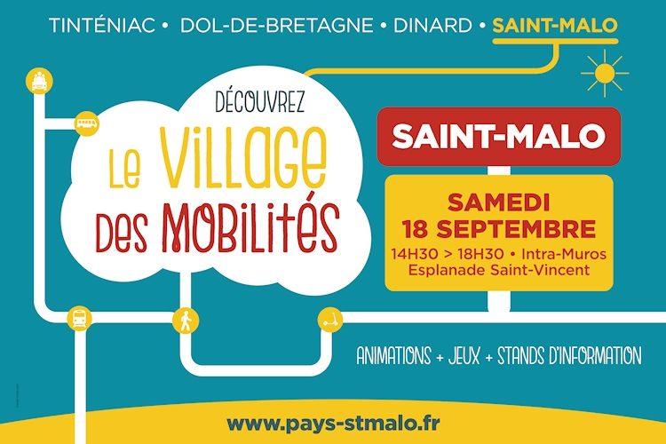 Village des Mobilités 2021 - Saint-Malo
